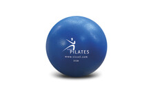 Sissel Soft Ball Yoga & Pilates 26cm bleu/blanc